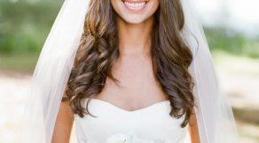 acconciatura sposa capelli sciolti